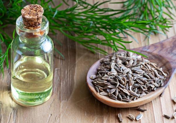 Укропное масло рецепт применение